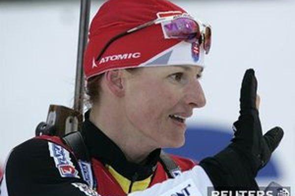 Zamáva Martina Halinárová svojim súperkám aj na olympiáde?