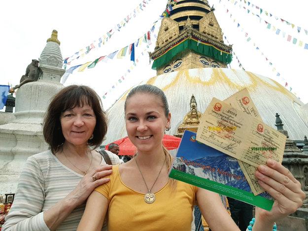 Jedno z povolení sme si vybavili ešte v Kathmandu