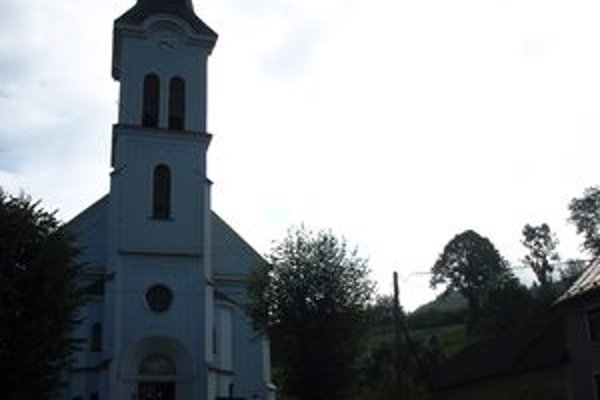 Centrum dediny by sa malo podľa štúdie zmeniť. Obmenou prejde najmä areál kostola.