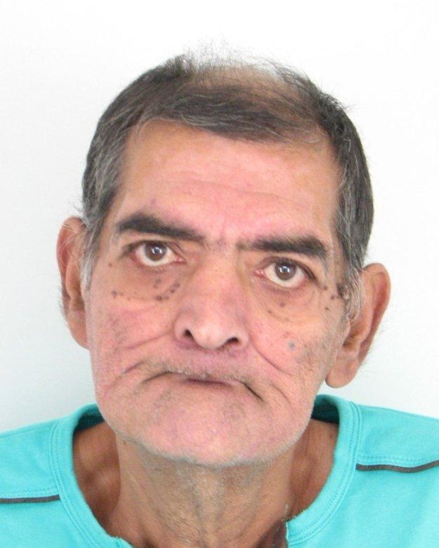 Nezvestný 62-ročný Miroslav Karvay.