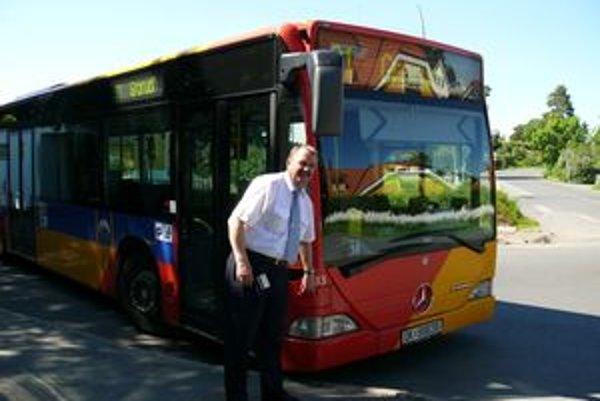 Zdeno Ondrek. V hlavnom meste Nórska Oslo pracuje ako vodič autobusu.