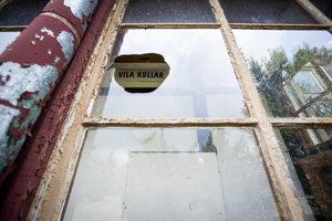 Vila Kollár.