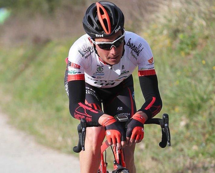 Jesús Ezquerra, cyklista, tím Burgos-BH