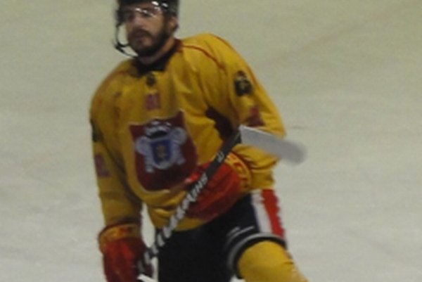 Ľuboš Dobrý strelil v domácom zápase dva dôležité góly.
