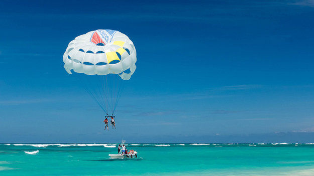 Dovolenkové atrakcie hľadajte napríklad v Dominikánskej republike.