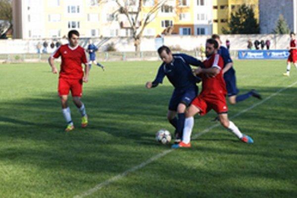 Tovarníky v sobotu porazili Solčany 1:0.