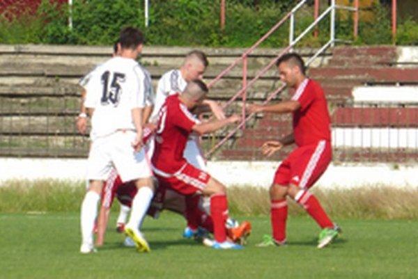 Topoľčany prišli o výhru v poslednej minúte zápasu.