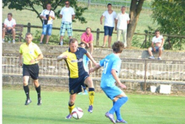 Solčany v prvom kole nestačili doma na Hrušovany a prehrali 0:1.