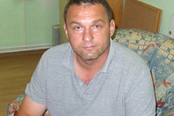 Tréner hadzanárov - Pavol Jano.