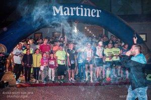 Aluko Night run povýšil bežecké preteky na veľký zážitok.