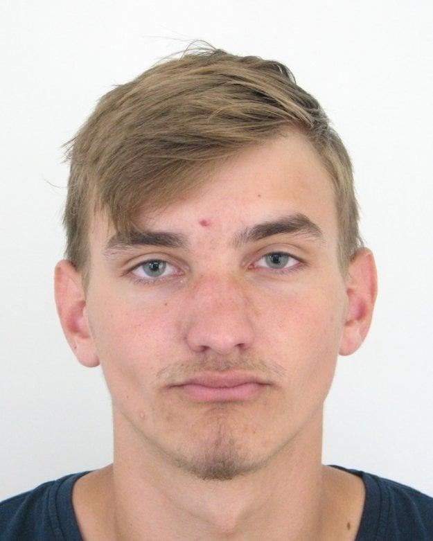 Nezvestný 16-ročný Matúš Pavel NEHÉZ.