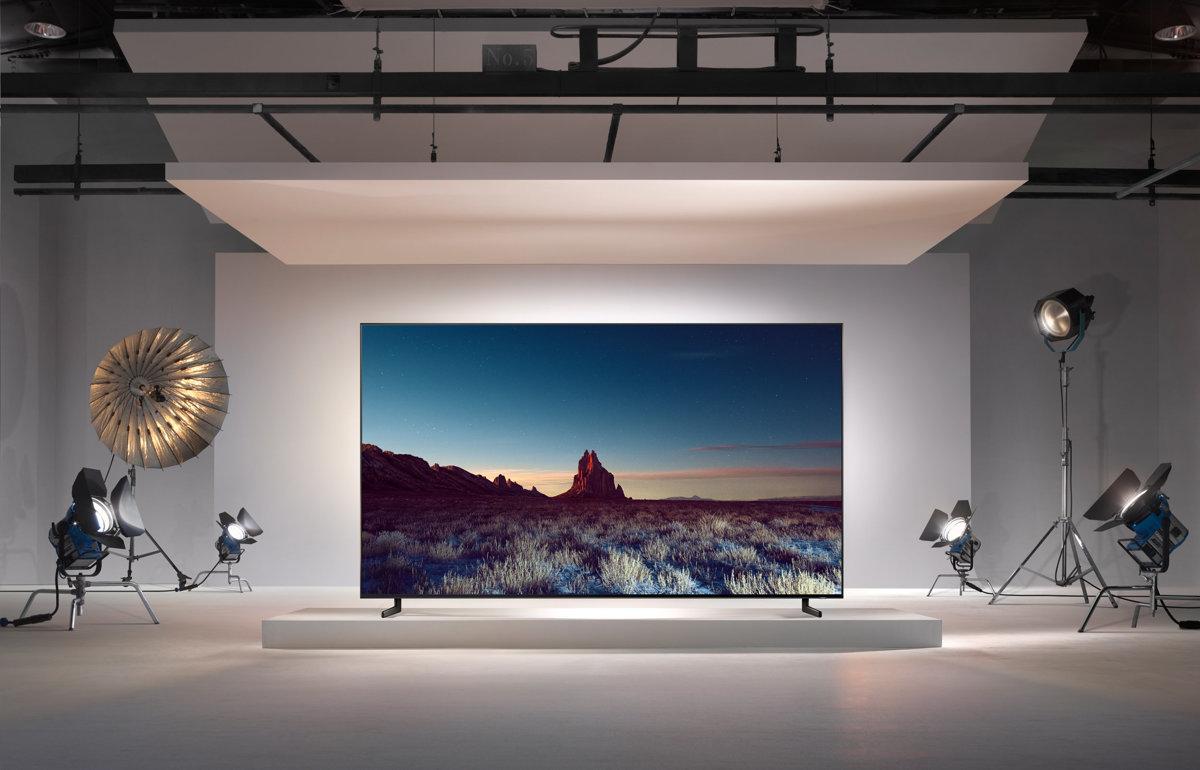 8a1339410 Nové televízory od Samsungu majú 8K rozlíšenie a umelú inteligenciu ...