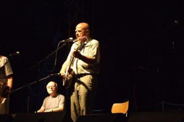 Ivan Mládek zaspieval svoje nestarnúce hity.