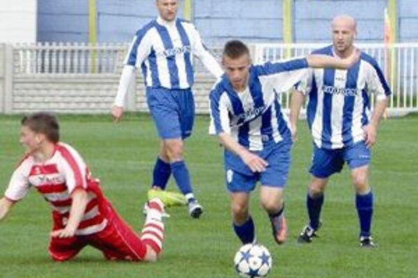 Treťoligový futbal v Ludaniciach skončil.