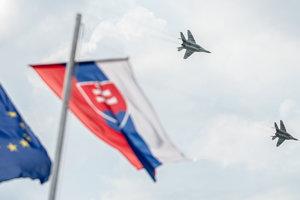 Lietadlá MiG-29 Vzdušných síl Ozbrojených síl SR.