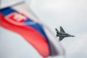 Lietadlá MiG-29 Vzdušných síl Ozbrojených síl SR