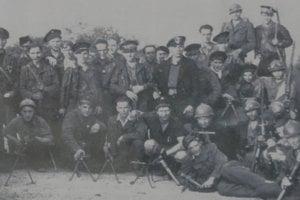 Pajerova jednotka francúzskych partizánov.