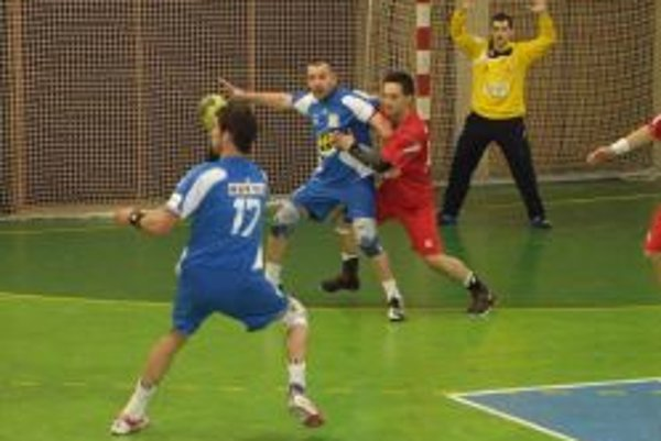 Hádzanári inkasovali gól dve sekundy pred koncom zápasu.