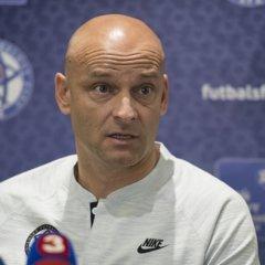 Tréner slovenskej futbalovej reprezentácie do 21 rokov Adrián Guľa.