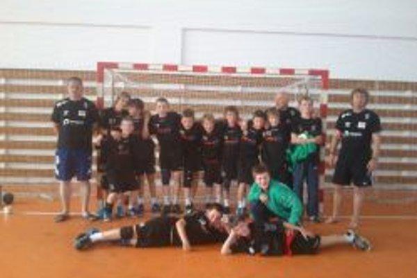 Mladší žiaci v Modre obsadili druhé miesto.