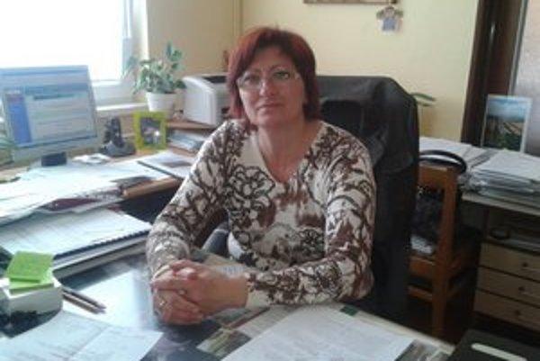Mária Škodová odporúča, aby sa ľudia vyhli kúpaniu vo vode, ktorá na to nie je určená.