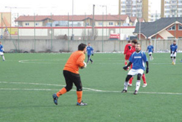 Topoľčany v prípravnom zápase doma nestrelili ani gól.