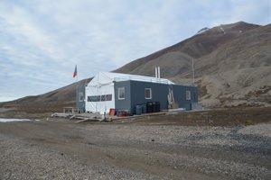 Arktická stanica Nostoc.