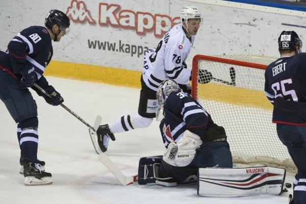 HC Slovan Bratislava.