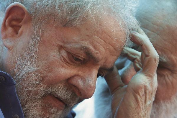 Bývalý brazílsky prezident Luiz Inácio Lula da Silva.