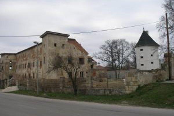 V Bošianskom kaštieli vznikne kongresové centrum.