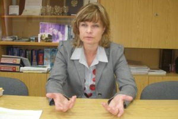 Riaditeľka ZUŠ Hana Ferancová chce problémy s financovaním prerokovať aj s topoľčianskym primátorom.