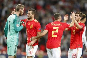 Španieli oslavujú dôležité víťazstvo.