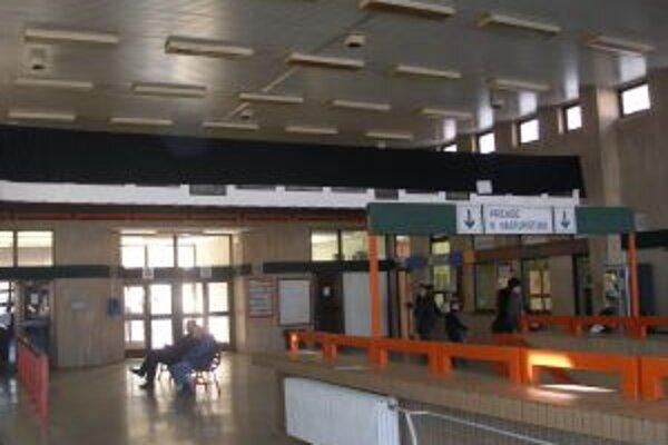 Pred vernisážou boli snímky pod stropom stanice zahalené. Cestujúci ich budú obdivovať celý rok.