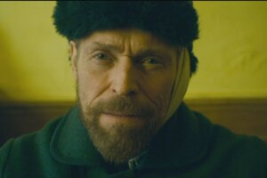 Willem Dafoe si v novom filme zahral Vincenta van Gogha.