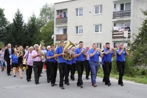 Dychová hudba Predmierčanka oslavuje v tomto roku 112. výročie založenia.
