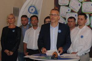 Richard Drutarovský, kandidát za primátora Prešova