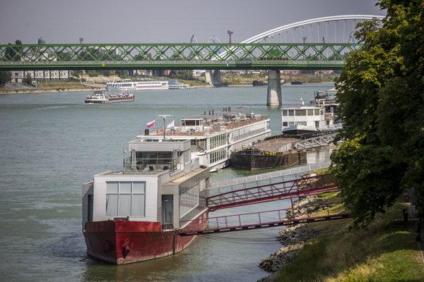 Na lepšom využití potenciálu Dunaja spolupracuje viacero verejných i súkromných subjektov.