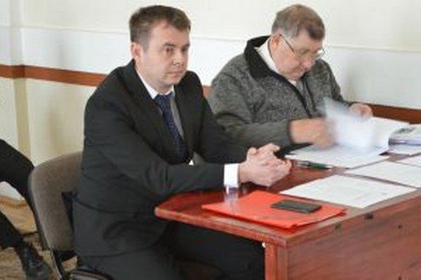 Michal Migát (vľavo) by mal do novej funkcie nastúpiť už v máji.