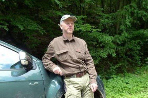 Michal Kalaš, riaditeľ Správy Národného parku Malá Fatra.