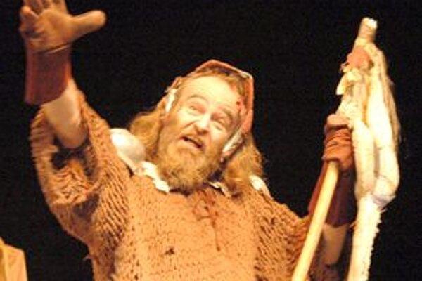 S hrou sa divadlo predstaví aj v Lysej pod Makytou.