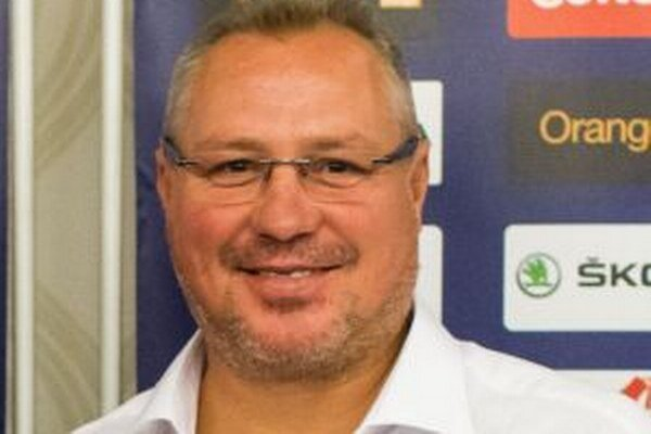 Róber Švehla, generálny manažér slovenskej hokejovej reprezentácie.
