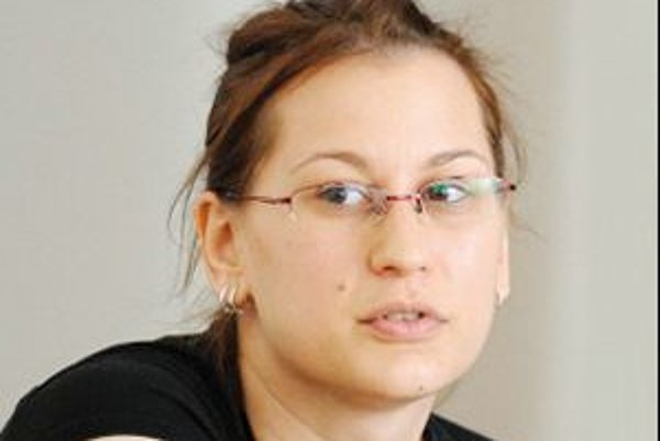 Lenka Dzadíková.