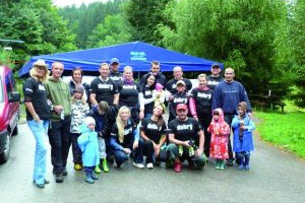 """Tradičné stretnutie najstarších """"dípakov"""". Koná sa každý rok v Jasenskej doline."""