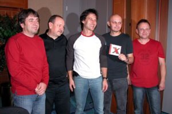 Legendárna skupina Team.