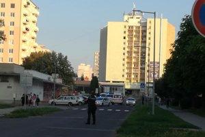 K zrážke došlo na žiarskej Ulici M.R. Štefánika.