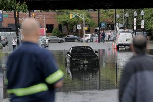 Hurikán Florence spôsobil okrem materiálnych tiež značné ekologické škody.