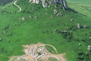 Keltský kôň pod Spišským hradom