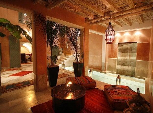 HotelRiad Moullaoud 5*, Marakéš