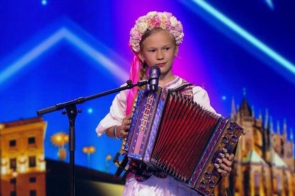 Úspechy žne Simona Mária Halvoníková aj vsusednom Česku aPoľsku.
