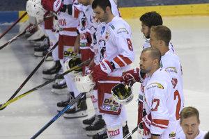 Hokejisti Miškovca.
